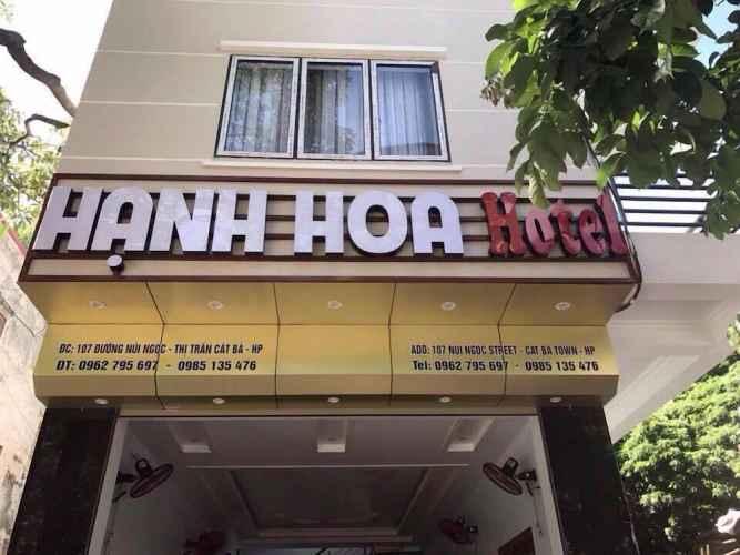 EXTERIOR_BUILDING Khách sạn Hạnh Hoa