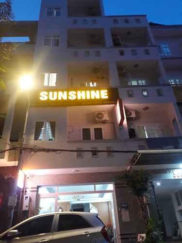 EXTERIOR_BUILDING Khách sạn Sunshine