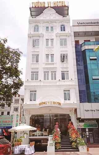 EXTERIOR_BUILDING Khách sạn Tường Vi