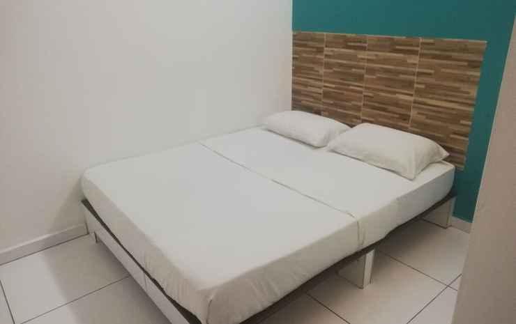 Home Rest Hotel Johor - Kamar Double Standar