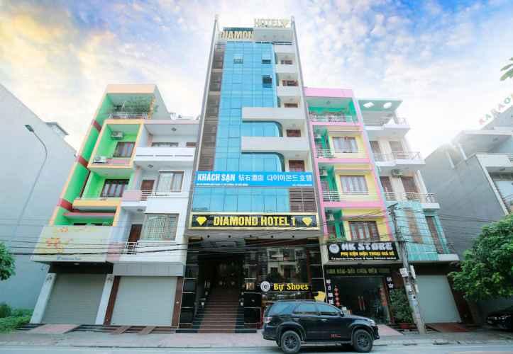 EXTERIOR_BUILDING Khách sạn Diamond Bắc Ninh
