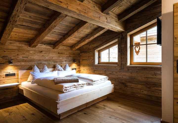 BEDROOM Alpzitt - Chalets