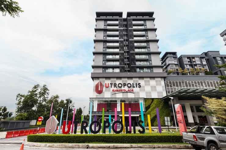 EXTERIOR_BUILDING Utropolis Lifestyle Suites at Shah Alam