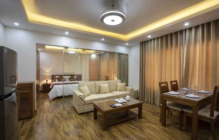BEDROOM Lotus Building Apartment