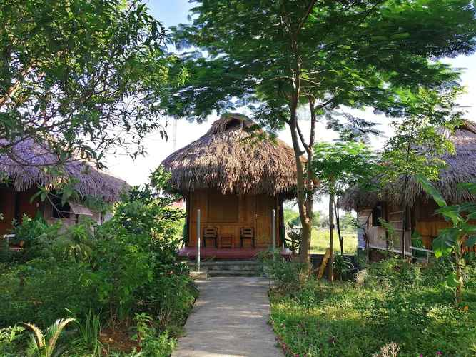 EXTERIOR_BUILDING Cuc Phuong Bungalow