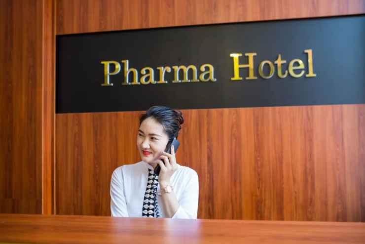 LOBBY Khách sạn Pharma