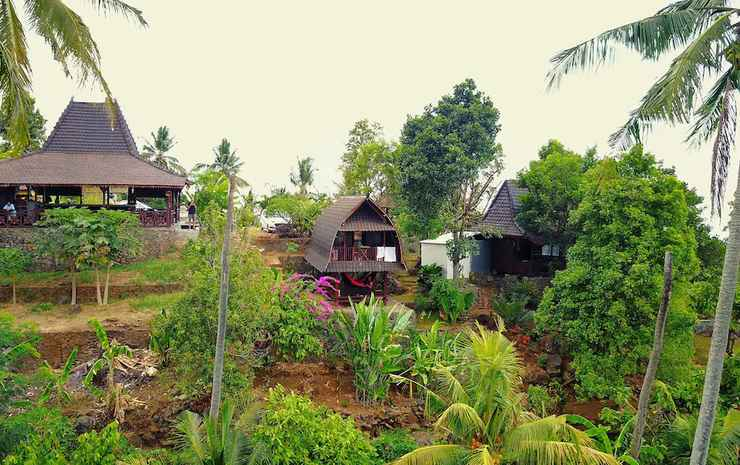 D'Kailash Retreat  Bali - 1-Bedroom House with Garden View