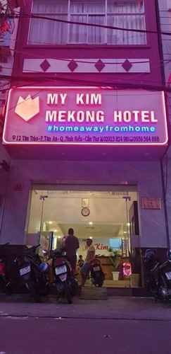 EXTERIOR_BUILDING Cần Thơ Mỹ Kim Mekong - Hostel