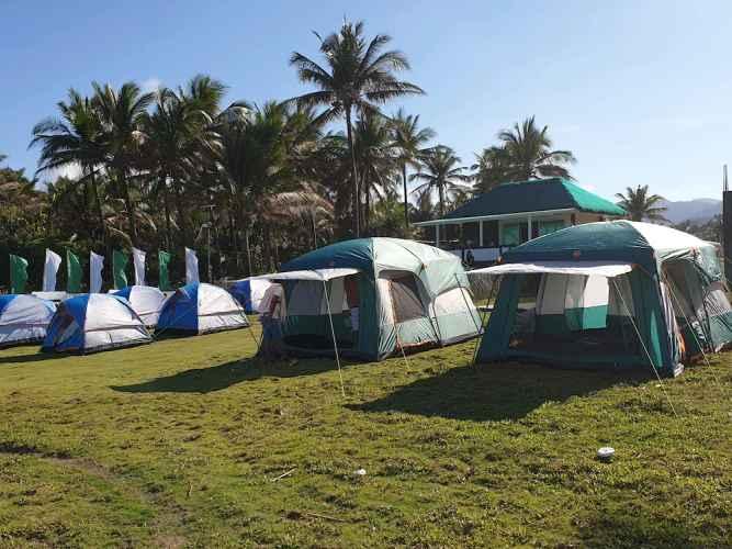 COMMON_SPACE Pacific Buddies - Campsite