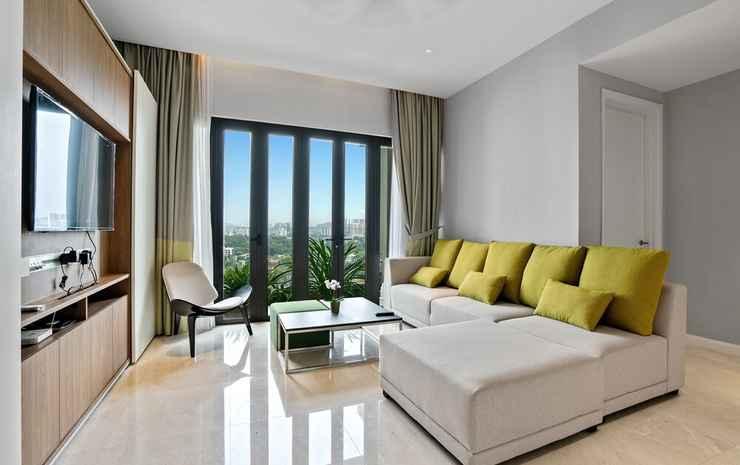 Damai 88 Condominium by Suites Us Homes Kuala Lumpur - Apartemen Comfort, 2 kamar tidur, akses ke kolam renang, pemandangan kota