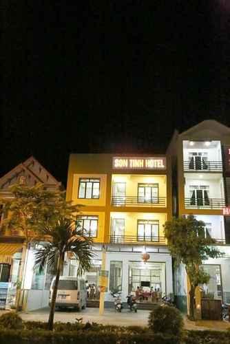 EXTERIOR_BUILDING Khách sạn Sơn Tình