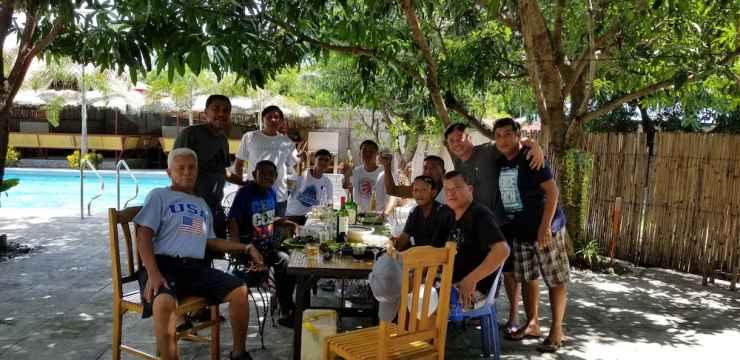 RESTAURANT Buenavista Family Inn