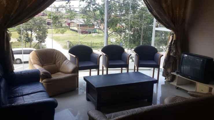 LOBBY Daisyinn Budget Hotel Kuala Terengganu