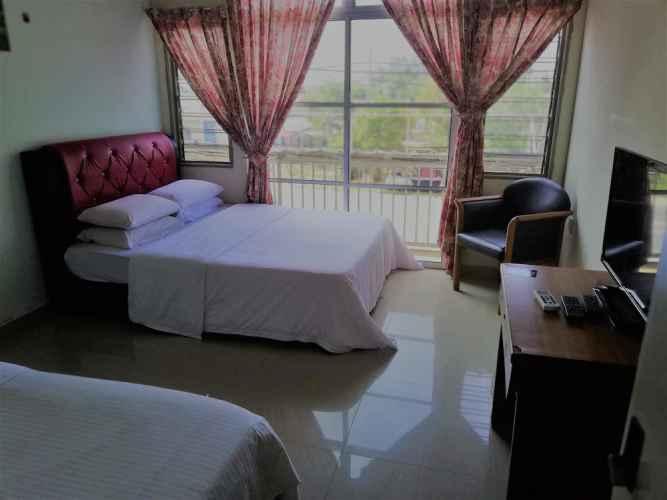 BEDROOM Daisyinn Budget Hotel Kuala Terengganu