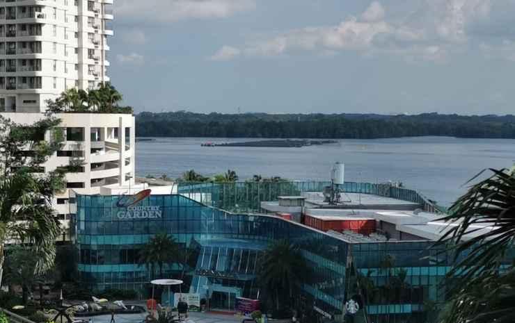 Sweetlovehomestay Johor - Kondominium Comfort, 2 kamar tidur
