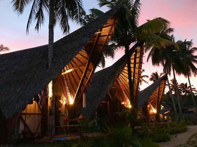 EXTERIOR_BUILDING Dahun Villas Siargao - Hostel