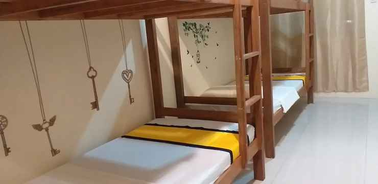 BEDROOM B Hive Dormitory - Hostel