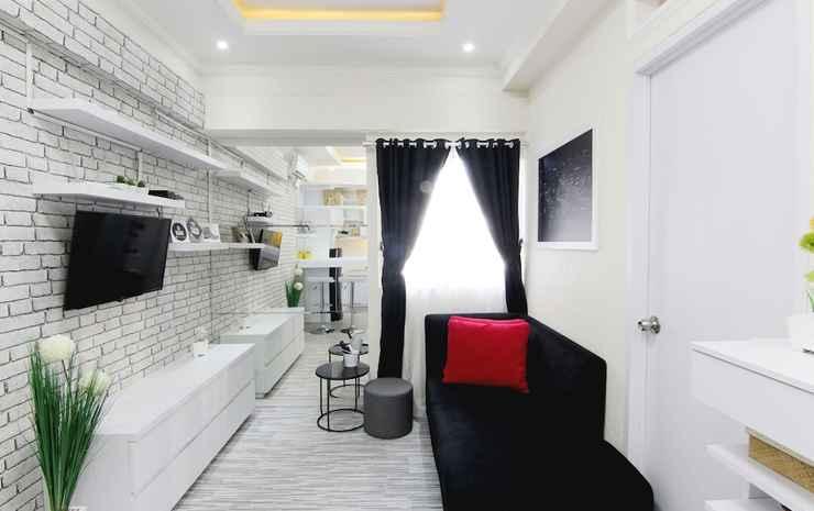 The Suite Metro Apartemen by MM Pro Bandung - Kamar Superior, 2 kamar tidur