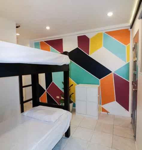 BEDROOM Ola Hostel Manila