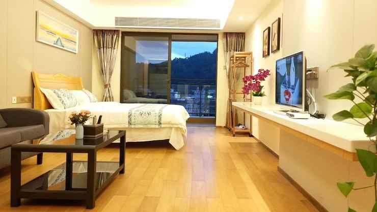 BEDROOM Lovely Romantic Dapeng Beach Apartment