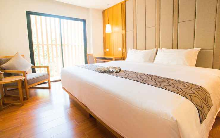 Lanna Thaphae Hotel Chiang Mai - Kamar Double Deluks