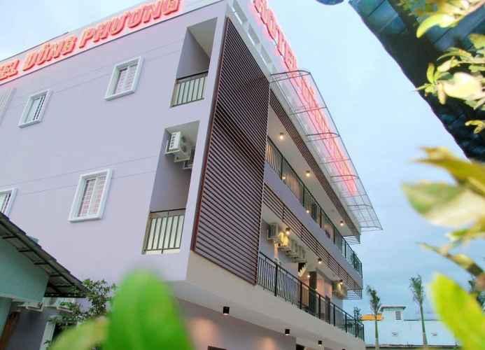 EXTERIOR_BUILDING Khách sạn Đông Phương