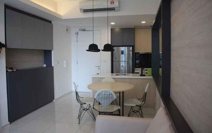 Hala Robertson Suites Kuala Lumpur - Apartemen Eksekutif, 1 kamar tidur