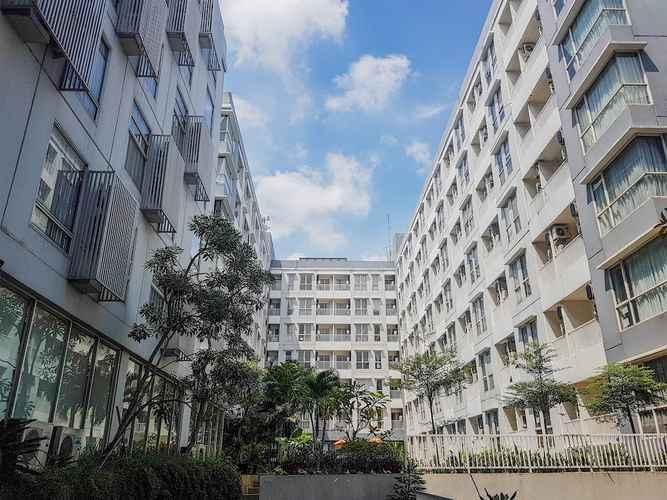 EXTERIOR_BUILDING Comfy Studio Apartment @ Skylounge Tamansari