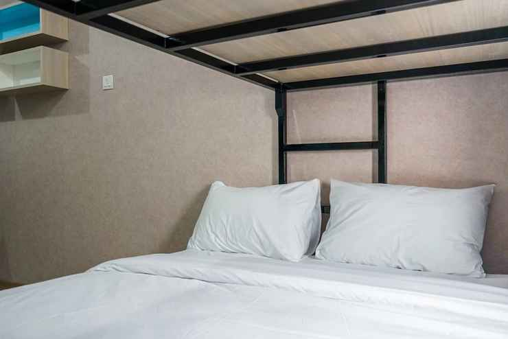 BEDROOM Minimalist 1BR Pasar Baru Mansion Apartment
