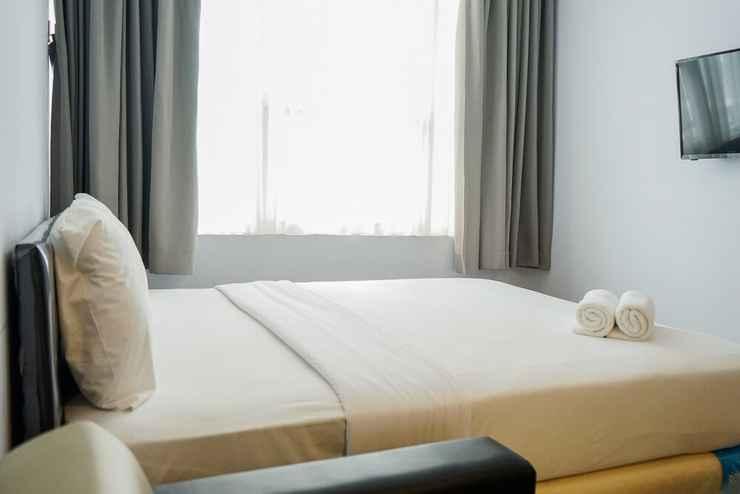 BEDROOM Spacious Studio Apartment at Pasar Baru Mansion