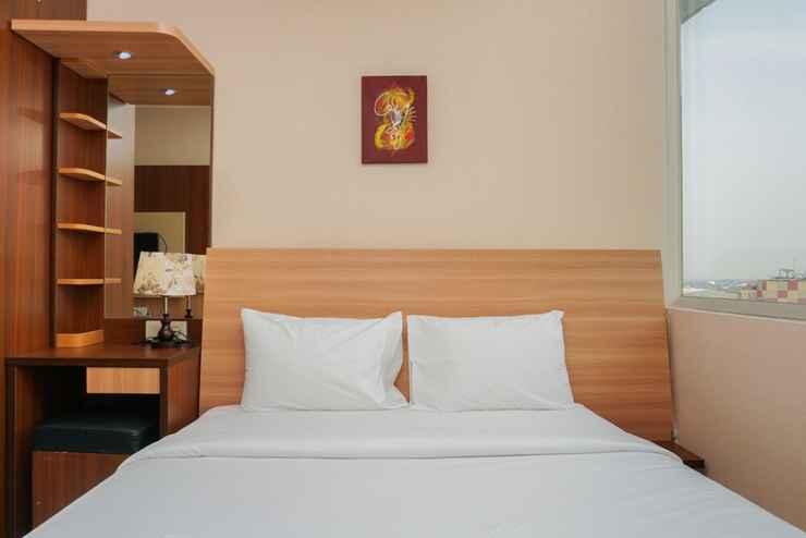 BEDROOM Strategic 1BR Apartment at Pasar Baru Mansion