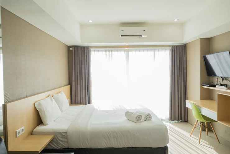 BEDROOM Strategic Studio Apartment at Tamansari La Grande near BIP