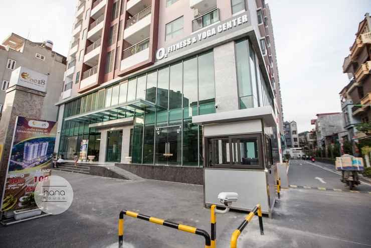 EXTERIOR_BUILDING ONE 18 Ngoc Lam Apartment