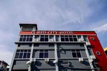 EXTERIOR_BUILDING Red City Hotel