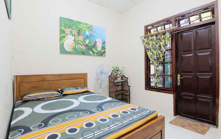 Batik Trinidar Homestay Yogyakarta - Kamar Double Keluarga