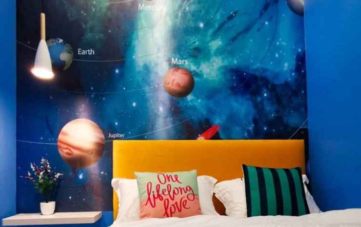 Legoland D'Pristine Themed Apartment by TGP Johor - Space Themed, 2 Bedrooms