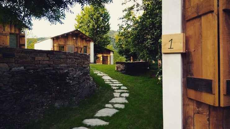 A Carbiña Alojamiento Rural En Courel In Folgoso Do Courel Lugo Galicia