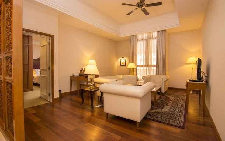 Royale Chulan Kuala Lumpur Kuala Lumpur - Apartemen, 1 kamar tidur