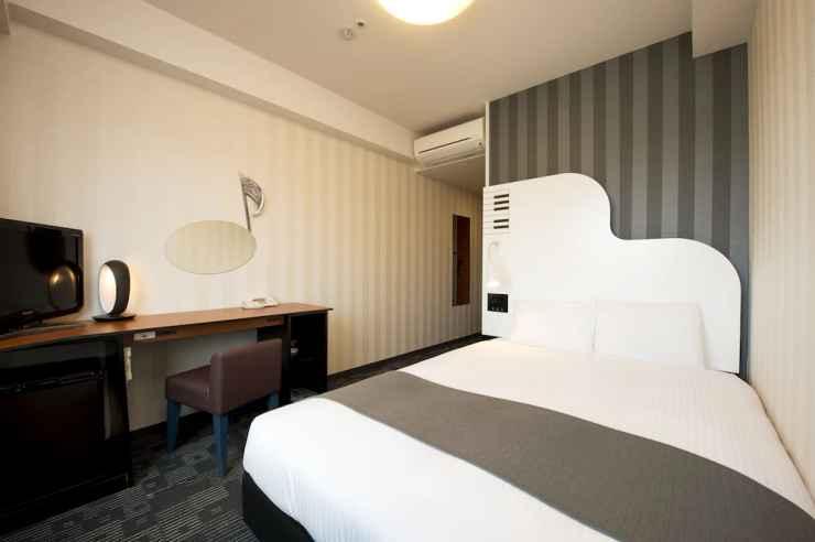 BEDROOM โรงแรมวิลลา ฟอนแทน โตเกียว-โอเตมาจิ