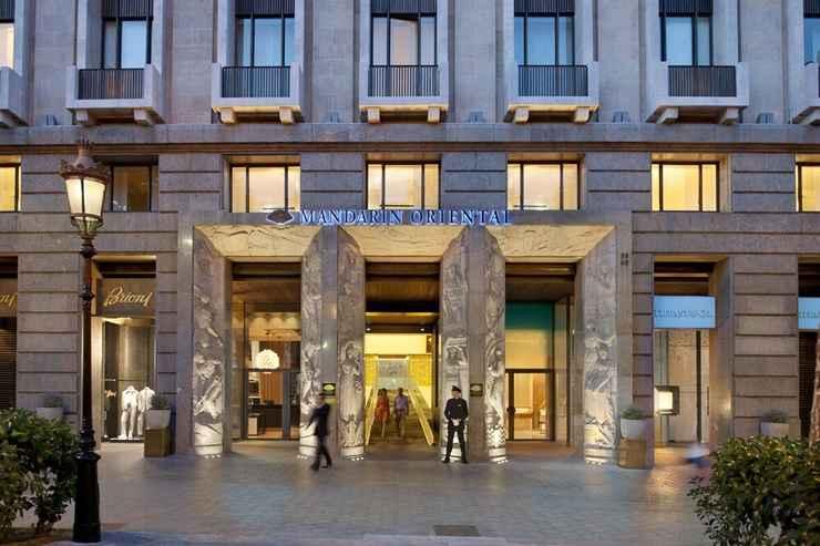 EXTERIOR_BUILDING Mandarin Oriental, Barcelona
