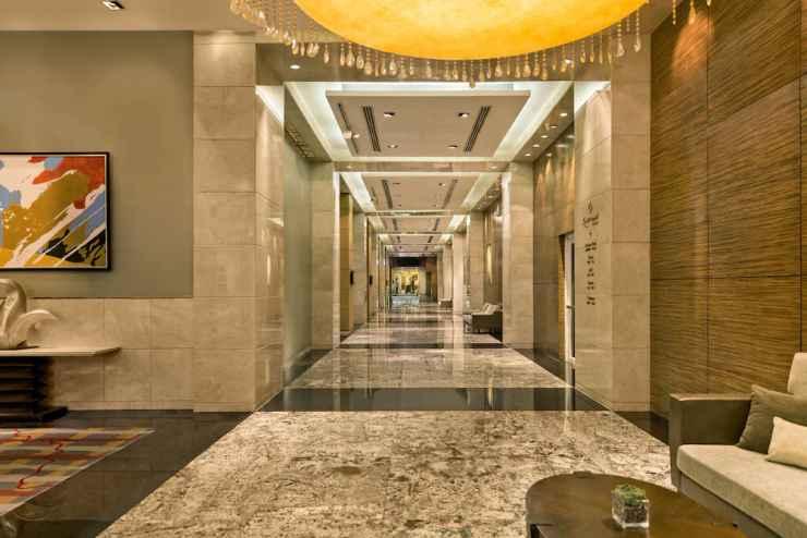 Manila Marriott Hotel Newport City Philippines