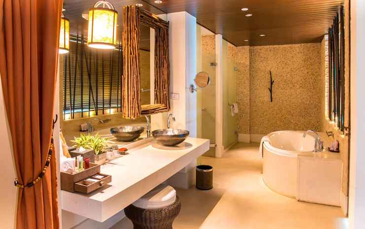 Centara Grand Mirage Beach Resort Pattaya Chonburi - Suite Deluks, pemandangan samudra