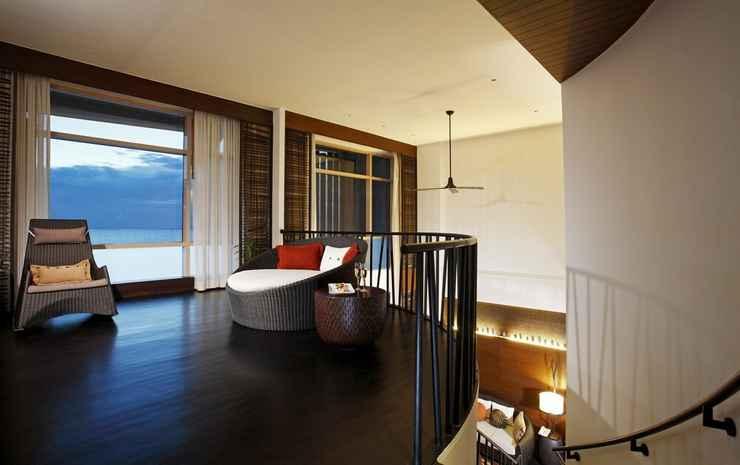 Centara Grand Mirage Beach Resort Pattaya Chonburi - Suite Klub, Beberapa Tempat Tidur, pemandangan samudra