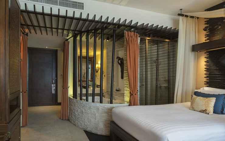Centara Grand Mirage Beach Resort Pattaya Chonburi - Kamar Deluks, 1 Tempat Tidur King, pemandangan samudra