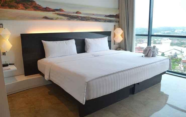 Novotel Lampung Bandar Lampung - Kamar Eksekutif, 1 Tempat Tidur King, pemandangan gunung