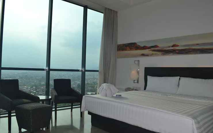 Novotel Lampung Bandar Lampung - Kamar Superior, 2 Tempat Tidur Twin, pemandangan samudra