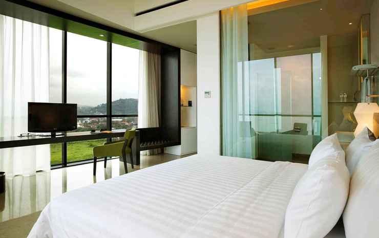 Novotel Lampung Bandar Lampung - Kamar Superior, 1 Tempat Tidur King, pemandangan samudra