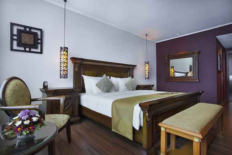 BEDROOM The Royal Surakarta Heritage Solo MGallery Collection