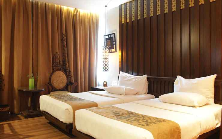 The Royal Surakarta Heritage Solo MGallery Collection Solo - Kamar Superior, 2 Tempat Tidur Twin