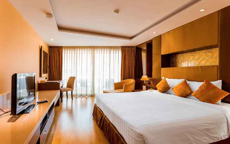 Nova Gold Hotel Chonburi - Kamar Superior, 1 Tempat Tidur King